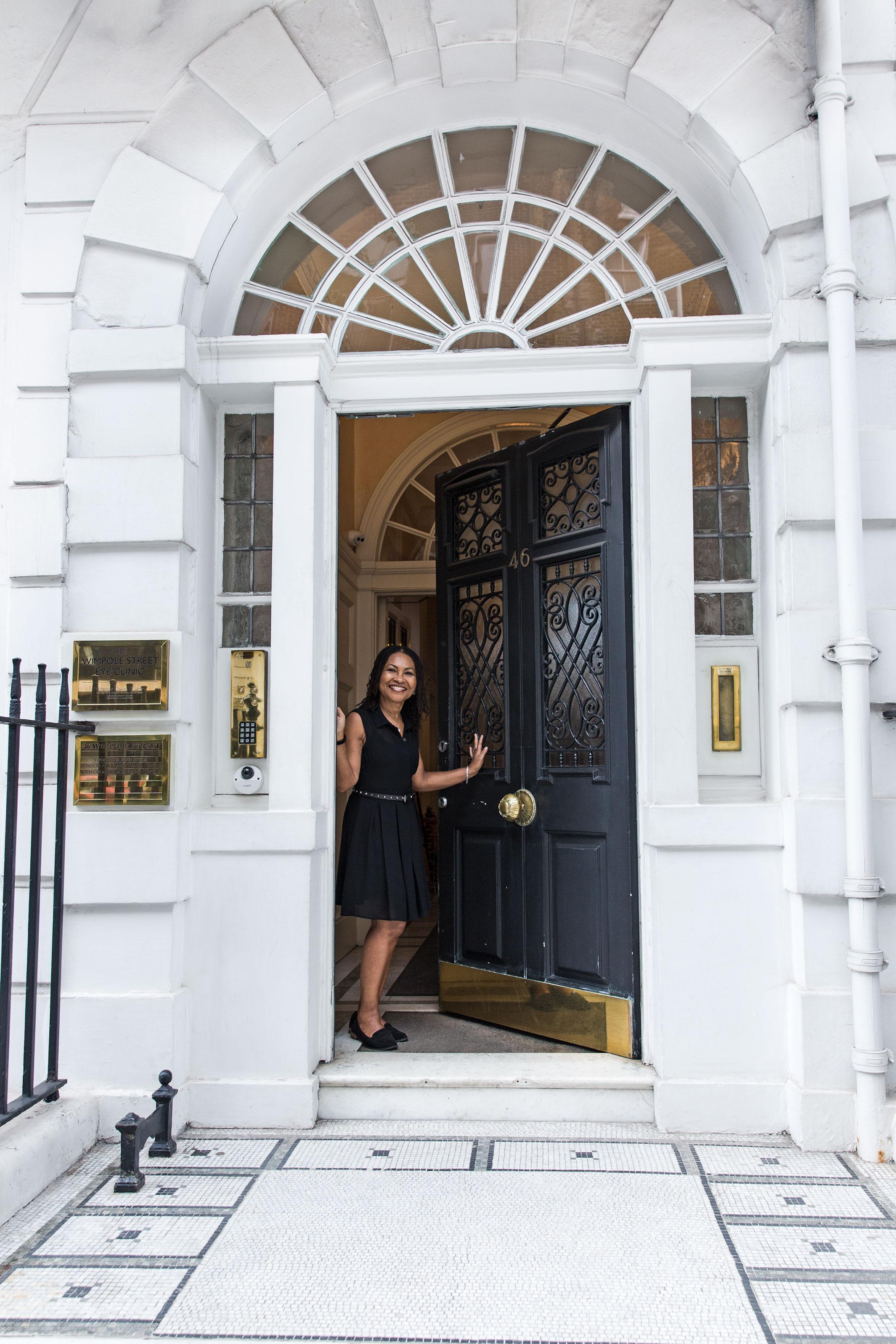 Wimpole Eye Clinic, London - Welcome In